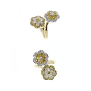 Double-flower-ring-Dual
