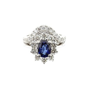 Sapp & Dia Ring