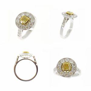 Yellow-Dia-Halo-Ring